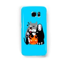Ghibli'd Away Samsung Galaxy Case/Skin