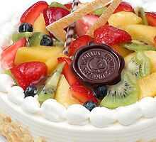 Fruit Tort by TinaGraphics