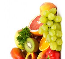 Fruit by TinaGraphics