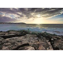 Crocodile Rock Photographic Print