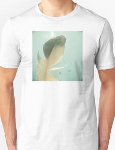 Grey Feather T-Shirt