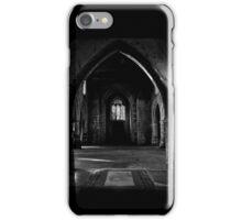 Gothic Hall  iPhone Case/Skin