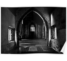 Gothic Hall  Poster