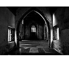 Gothic Hall  Photographic Print