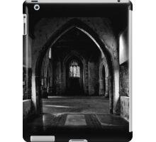 Gothic Hall  iPad Case/Skin