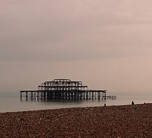 West Pier, Brighton by jamesdt