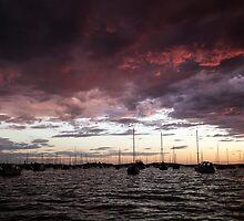 Belmont Silhouette Yachts by Daniel Rankmore