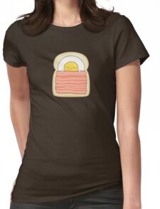 bed and breakfast Womens Fitted T-Shirt