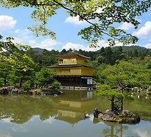 Temple of the Golden Pavilion by Jessica Henderson