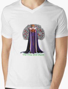 The True Evil Queen Mens V-Neck T-Shirt