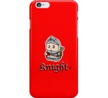 The Knight iPhone Case/Skin