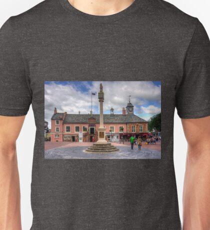 Carlisle Market Cross Unisex T-Shirt