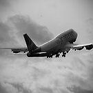 Boeing 747-41R  Virgin Atlantic by Colin Shepherd