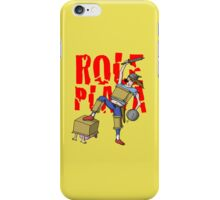 Role Playa iPhone Case/Skin