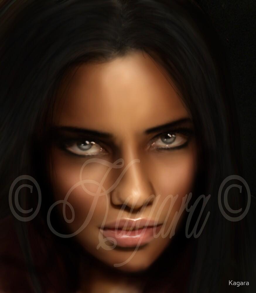 Some grey eyes [srsly?] by Kagara