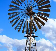 Wind Mill by James mcinnes