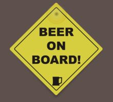 Beer on Board by bobbydanger