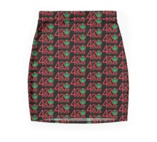 4:20 4ever - Skirt & Leggings Mini Skirt