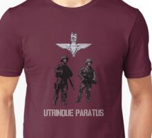 """Utrinque Paratus""- Ready for Anything Unisex T-Shirt"