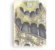 Quinta da Regaleira Canvas Print
