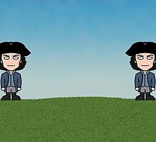 Mini Poldark by redscharlach