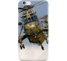 Westland Sea King HC.4 Helicopters iPhone Case/Skin