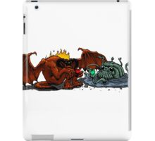 Balrog and Watcher in the Water iPad Case/Skin