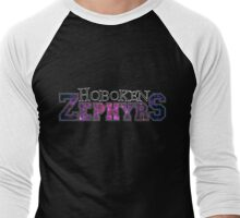 Hoboken Zephyrs Men's Baseball ¾ T-Shirt