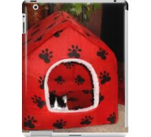 Happiness:  A Cozy Condo by the Fireplace iPad Case/Skin