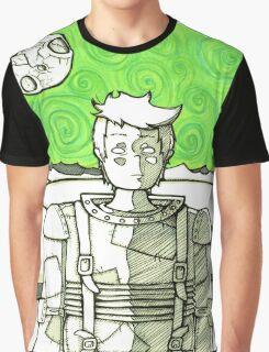 Spaceman Jim Graphic T-Shirt