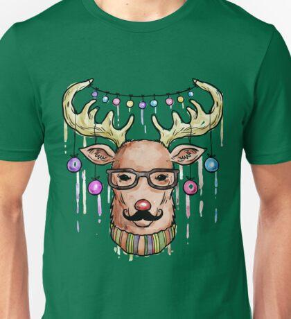 Deer Christmas & New Year Unisex T-Shirt