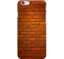 Brick Wall iPhone Case/Skin