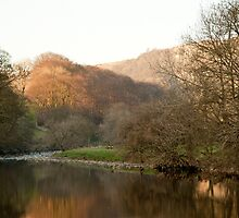 River Ribble above Settle by SteveFinch