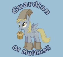 Derpy: Guardian of Muffins! T-Shirt