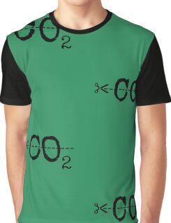 Cut CO2 Graphic T-Shirt