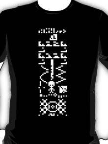 arecibo message the answer /tee T-Shirt