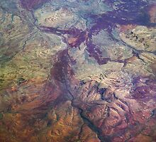 WA North West From the Air 2 by Janko Dragovic
