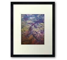 WA North West From the Air 2 Framed Print