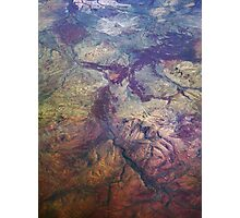 WA North West From the Air 2 Photographic Print