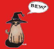 Witch Kitty Says BEW! Baby Tee