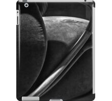 Wood and Velor iPad Case/Skin