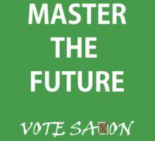 Vote saxon Master the future Kids Clothes