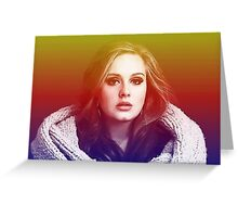 Adele 25 - #Adele  Greeting Card
