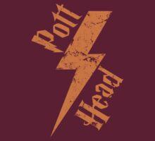 Pott Head - Wizard Fan Harry Potter Shirt by hopper1982