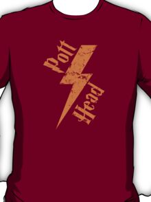 Pott Head - Wizard Fan Harry Potter Shirt T-Shirt