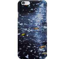 Trail of Shattered Light iPhone Case/Skin