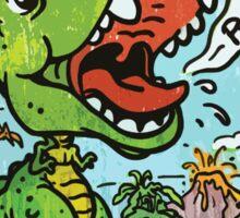 Grampy's Little T-Rex Dino Sticker