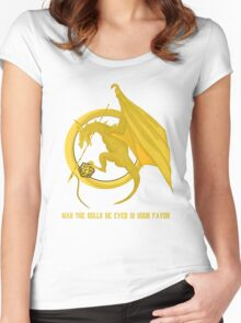 May the Rolls Women's Fitted Scoop T-Shirt