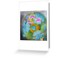 Crown of Creation Part 1 Greeting Card