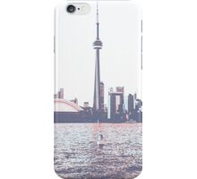 Red and Blue Toronto Symmetry iPhone Case/Skin